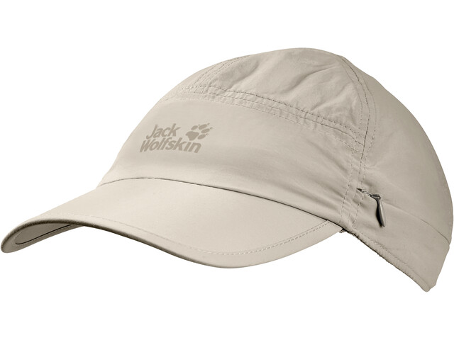 Jack Wolfskin Supplex Canyon Cappello, beige